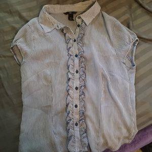 H&M button-up blouse